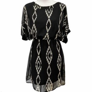 Francesca's Collections Dress Aztec Printed
